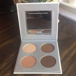 Pur Sculptor Highlighting and Contour Pallette